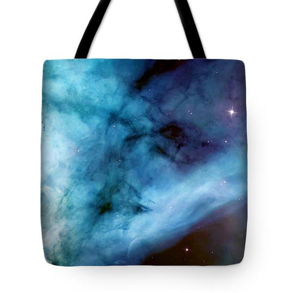 Carina Nebula #5 Tote Bag by Jennifer Rondinelli Reilly - Fine Art Photography