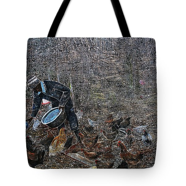 Caring For A Profit Tote Bag
