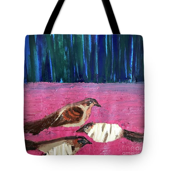 These Broken Wings Tote Bag