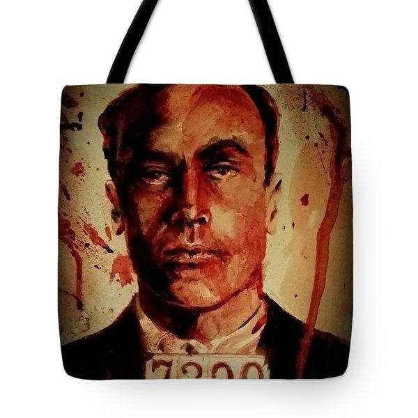 Carl Panzram Tote Bag