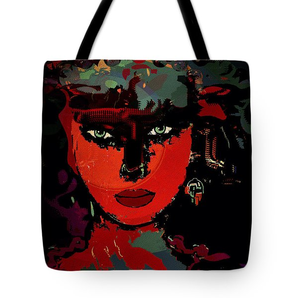 Carla Tote Bag by Natalie Holland