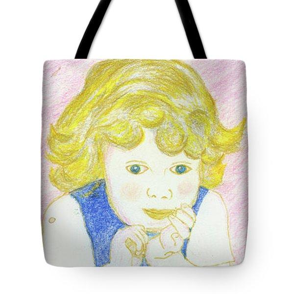 Carley Mae Tote Bag