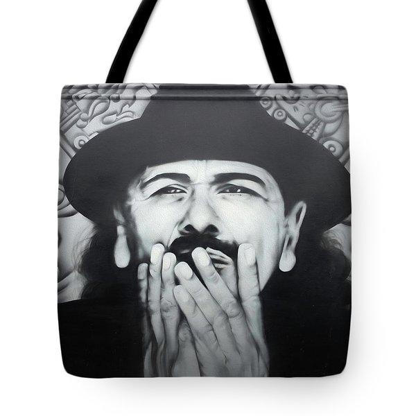 Carlos Tote Bag