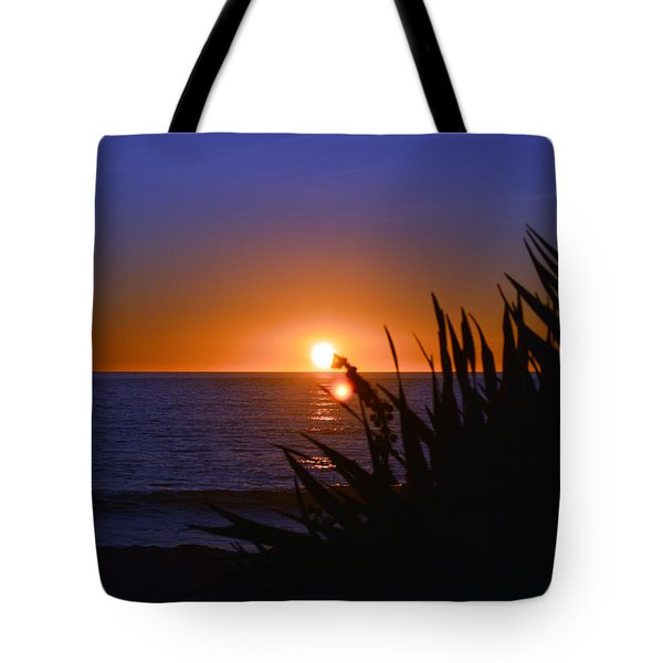 Carlsbad Romance Tote Bag by Bill Dutting