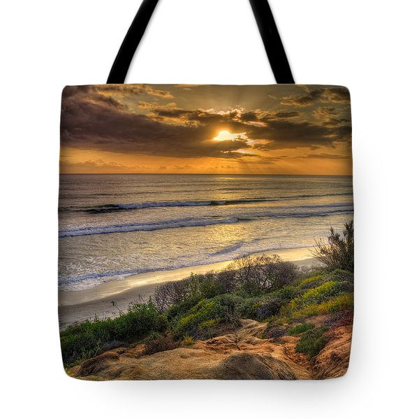 Carlsbad Shore Tote Bag