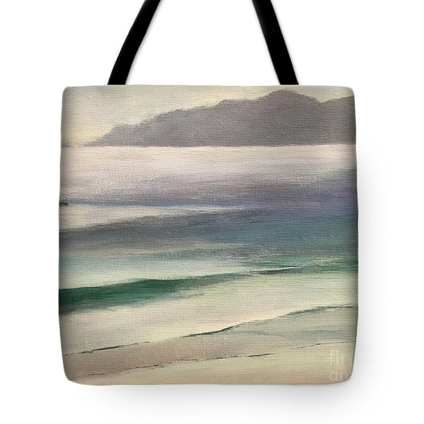 Carmel Beach Tote Bag
