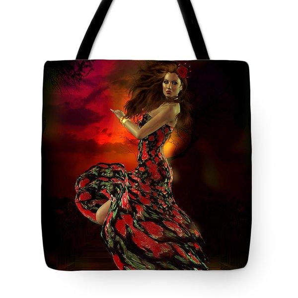 Carmen Tote Bag