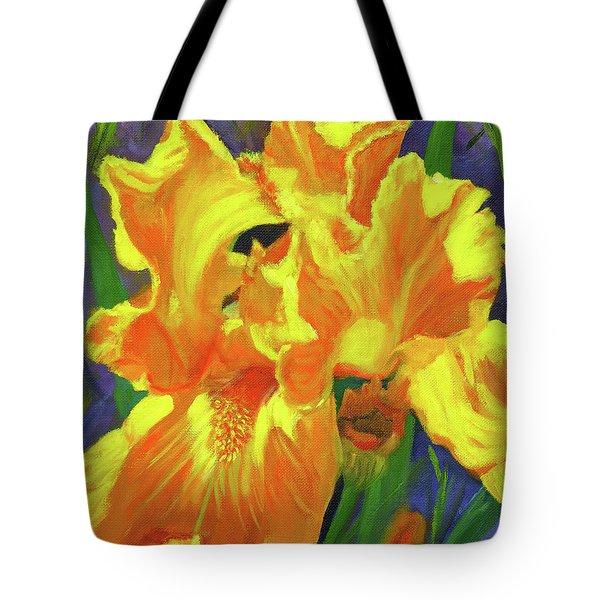 Carmen's Iris Tote Bag