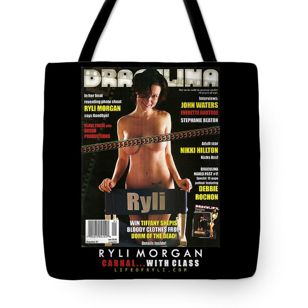 Carnal... With Class Tote Bag