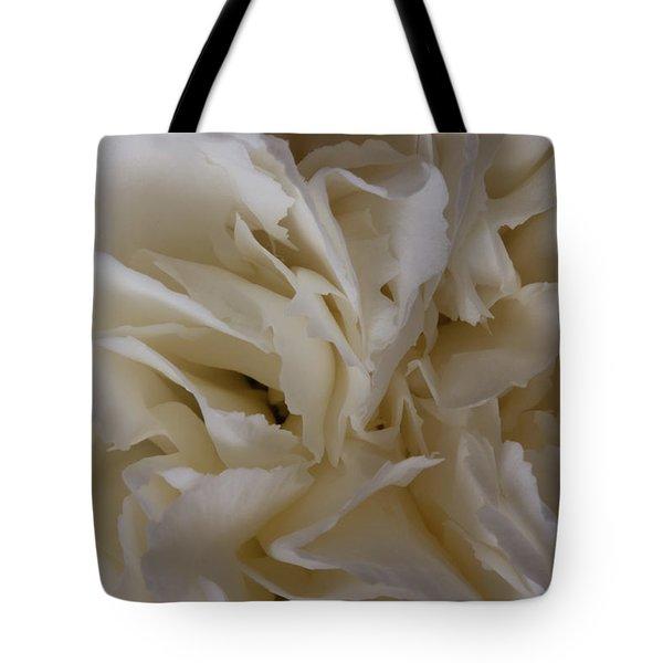 Carnation Waves Tote Bag