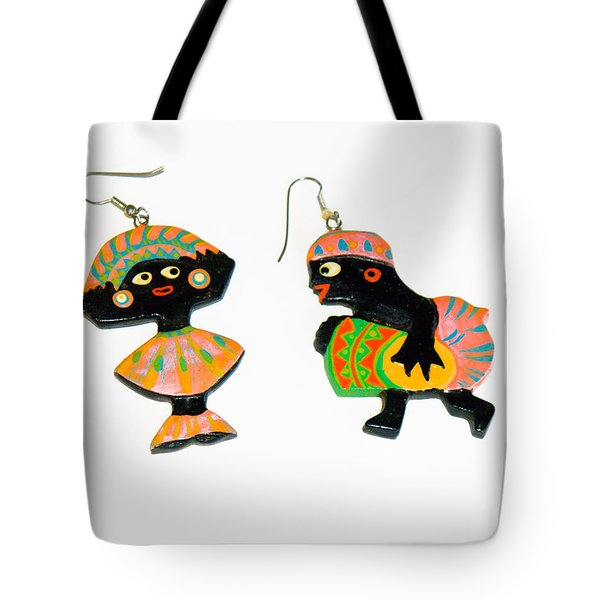 Carnival Tote Bag by Allan  Hughes