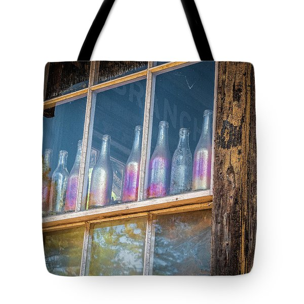 Carnival Glass Tote Bag