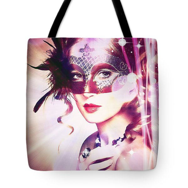 Carnival Lights  Tote Bag