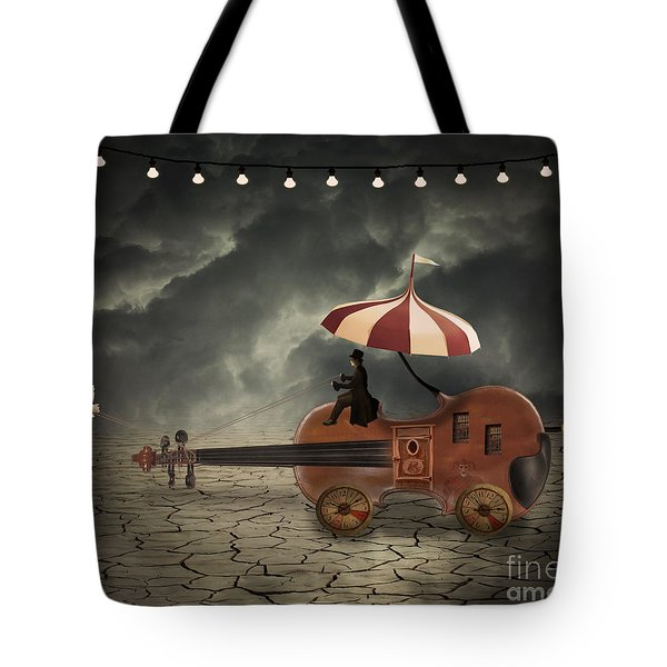 Mr. Dark Tote Bag