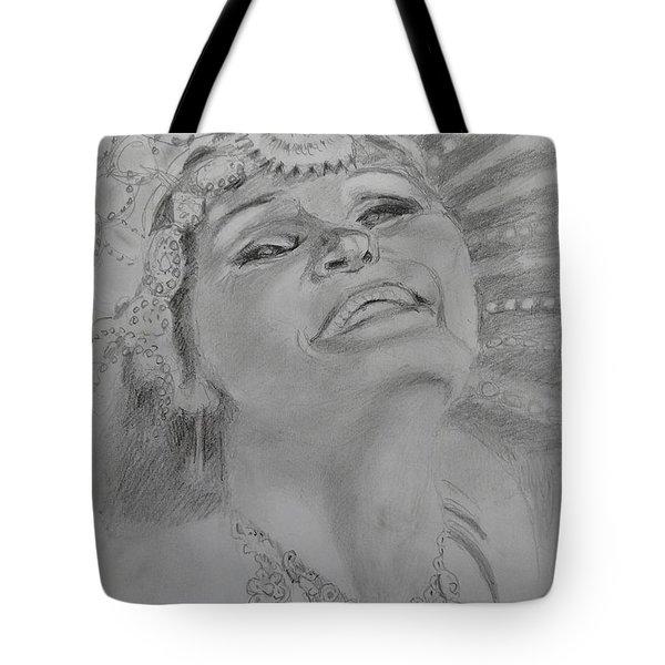 Carnival Joy Tote Bag