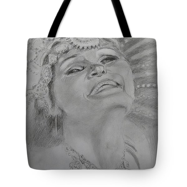 Carnival Joy Tote Bag