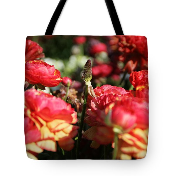 Carnival Of Flowers 04 Tote Bag by Andrea Jean