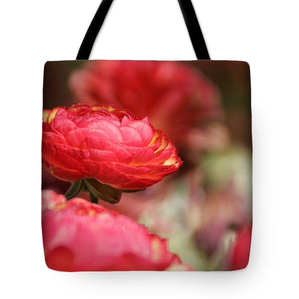 Carnival Of Flowers 06 Tote Bag by Andrea Jean