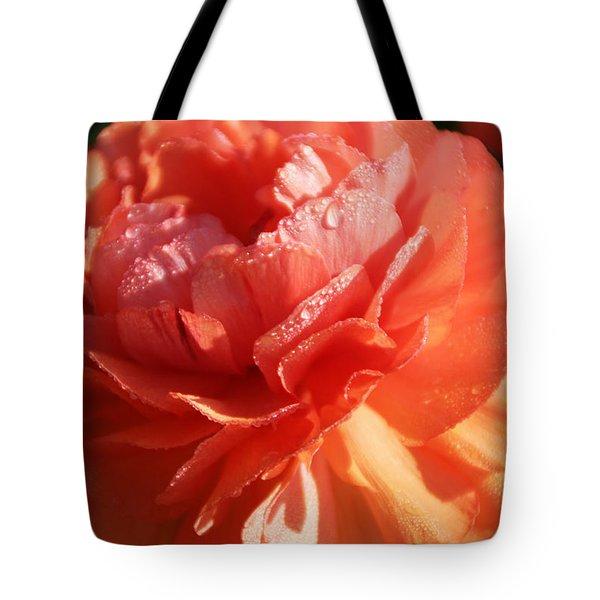 Carnival Of Flowers Tote Bag