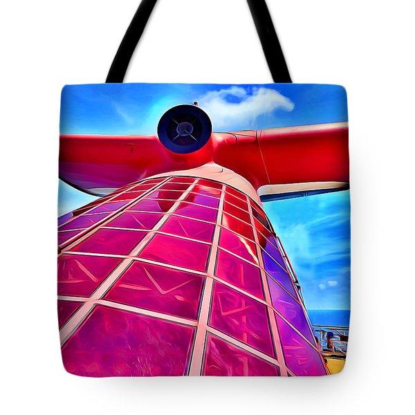 Carnival Pride Stack Tote Bag