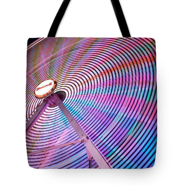 Carnival Spectacle Tote Bag