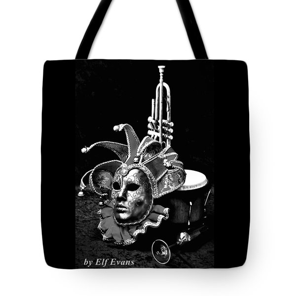 Tote Bag featuring the photograph Carnival Time by Elf Evans