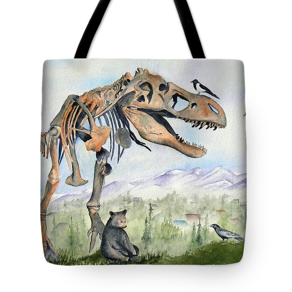 Carnivore Club Tote Bag
