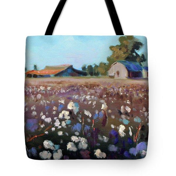 Carolina Cotton I Tote Bag