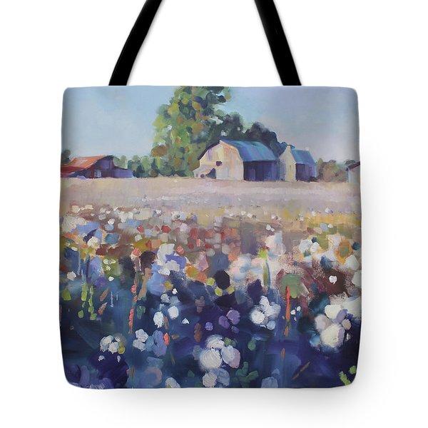 Carolina Cotton II Tote Bag