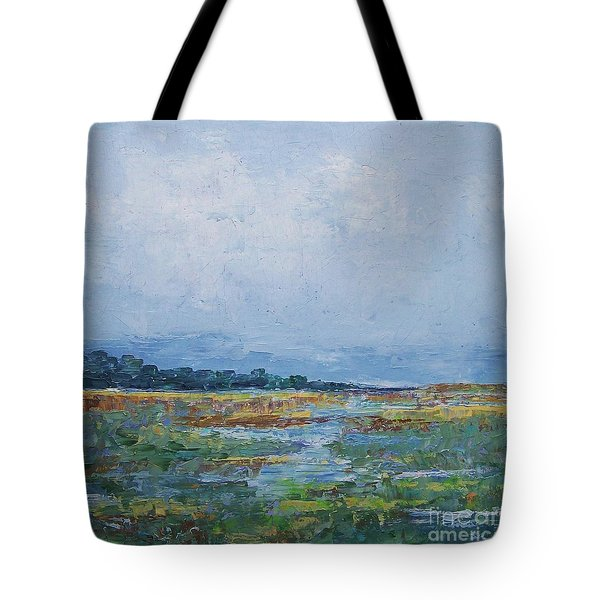 Carolina Country Blues Tote Bag