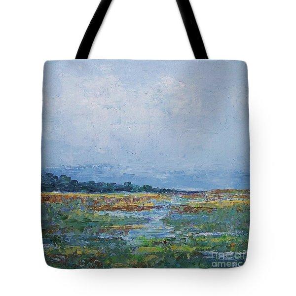 Carolina Country Blues Tote Bag
