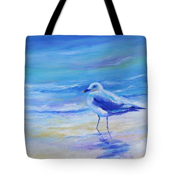 Carolina Gull Tote Bag