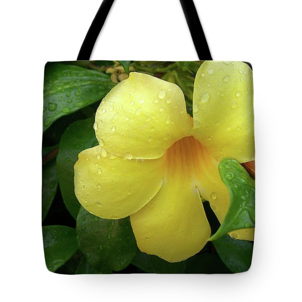 Carolina Jasmine Tote Bag by Larry Bishop