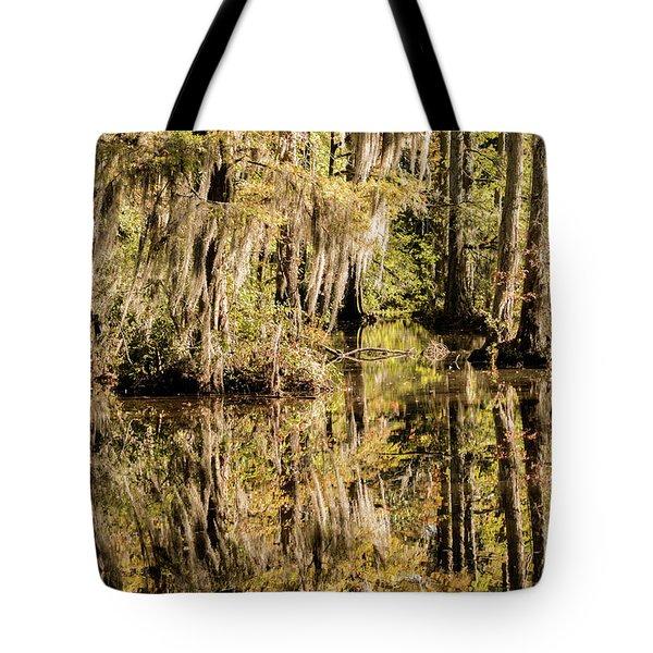 Carolina Swamp Tote Bag