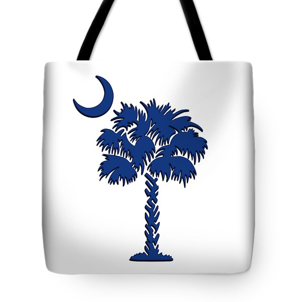 Carolina Tree Tote Bag