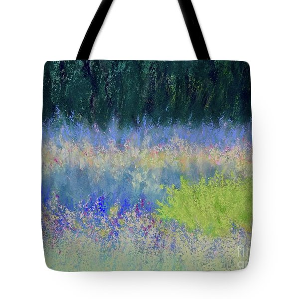 Carol's Meadow Tote Bag