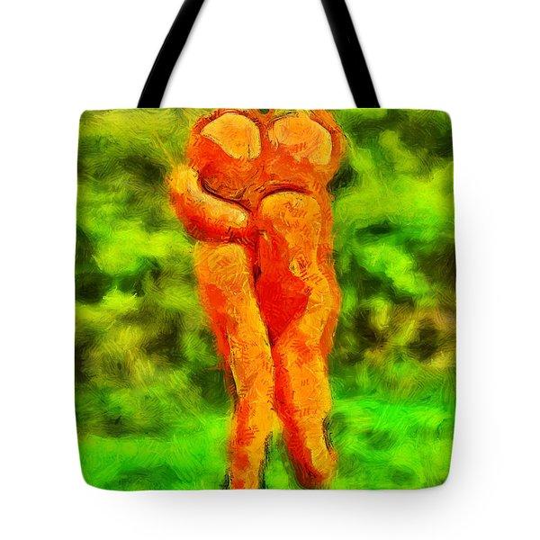 Carots In Love - Da Tote Bag