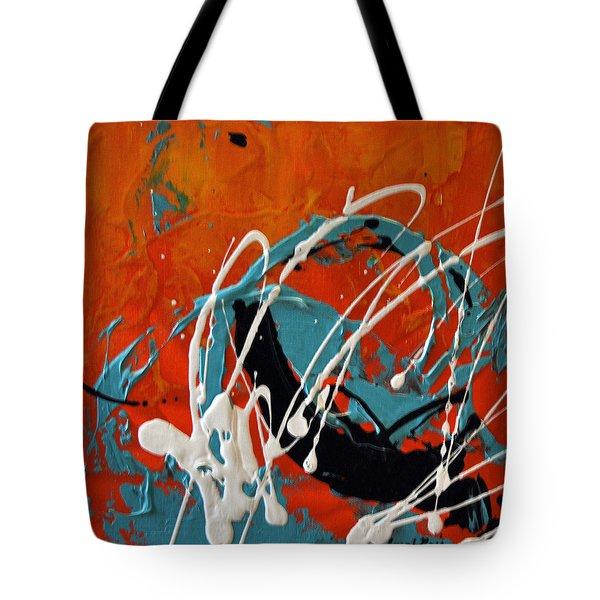 Carousel 1 Tote Bag