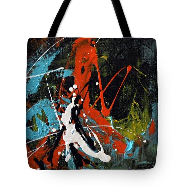 Carousel 2 Tote Bag