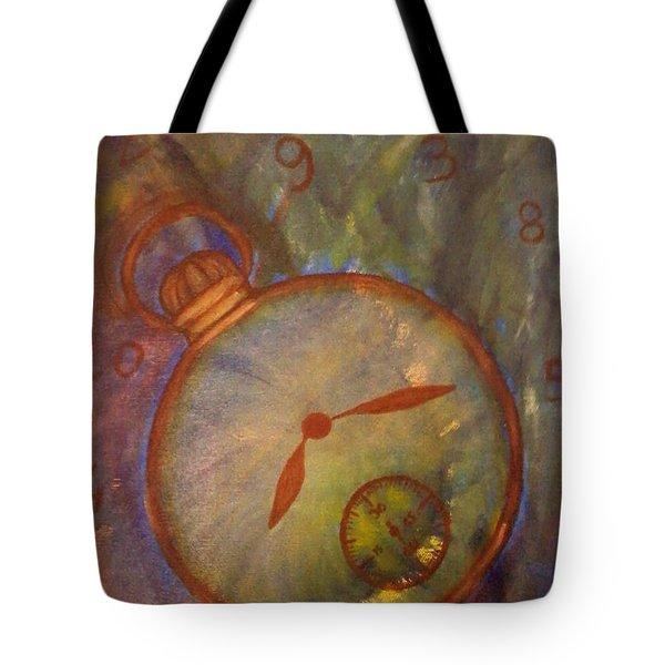 Carpe Diem Tote Bag