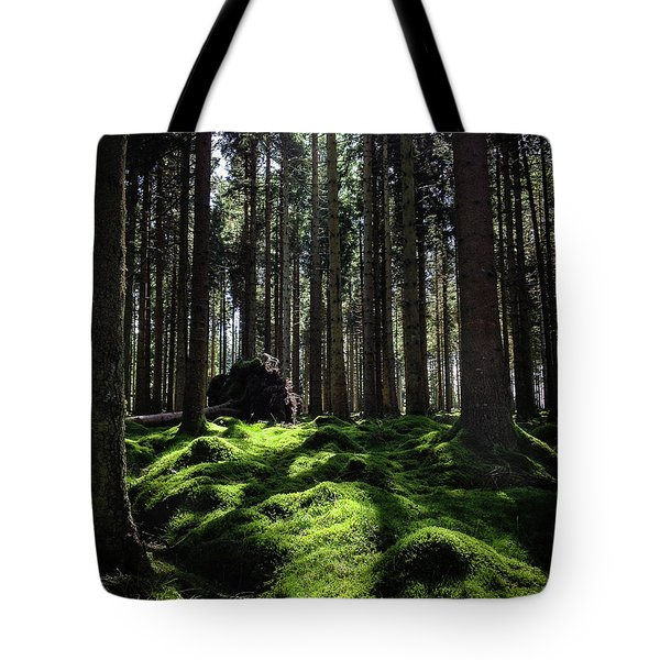 Carpet Of Verdacy Tote Bag