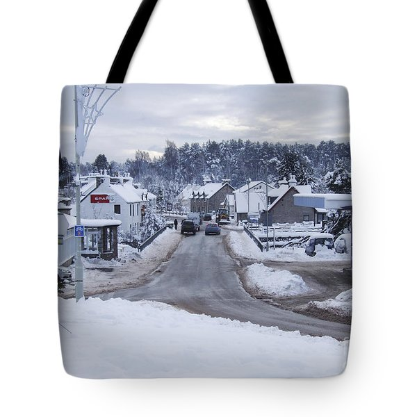 Carrbridge - Mid Winter Tote Bag