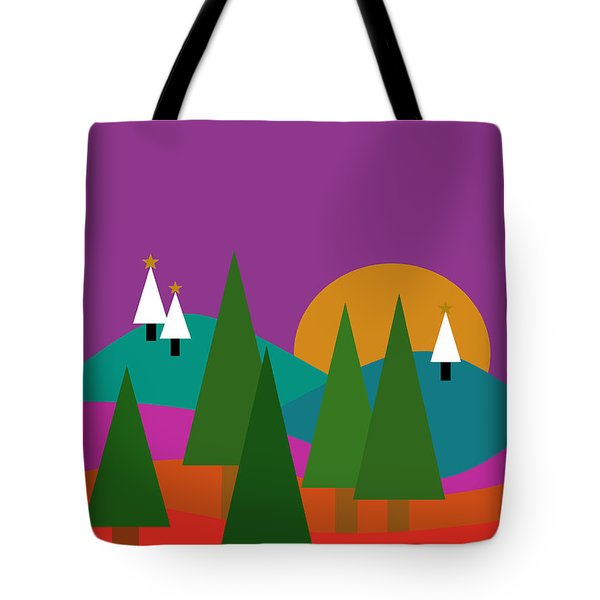 Carribean Christmas - Vertical Tote Bag by Val Arie