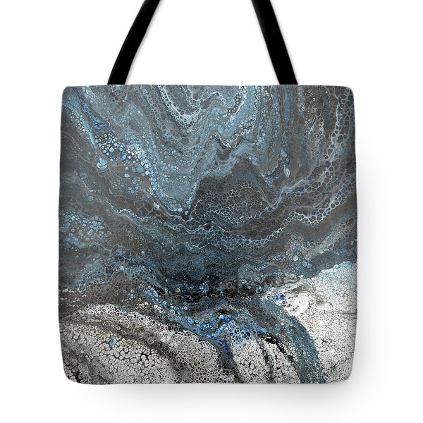 Carried Along Tote Bag
