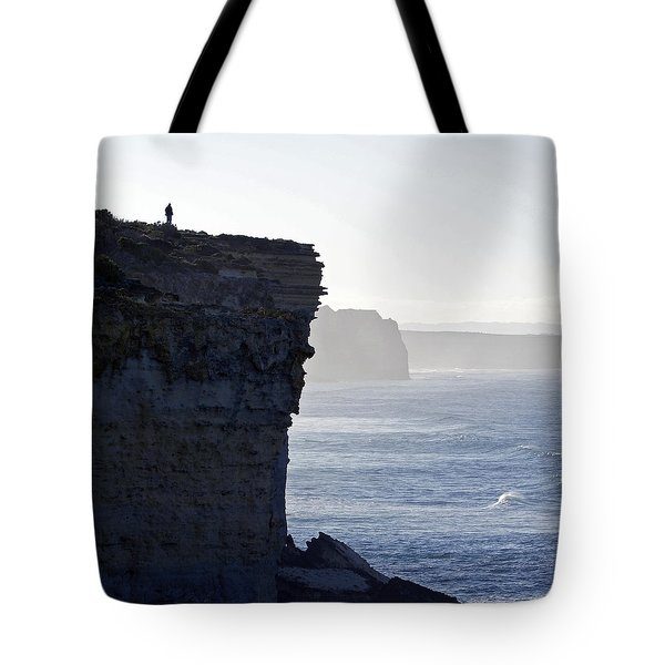 Carried Away By The Moment Tote Bag by Holly Kempe