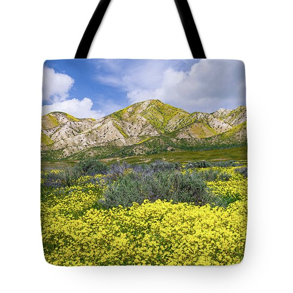 Carrizo Spring Tote Bag