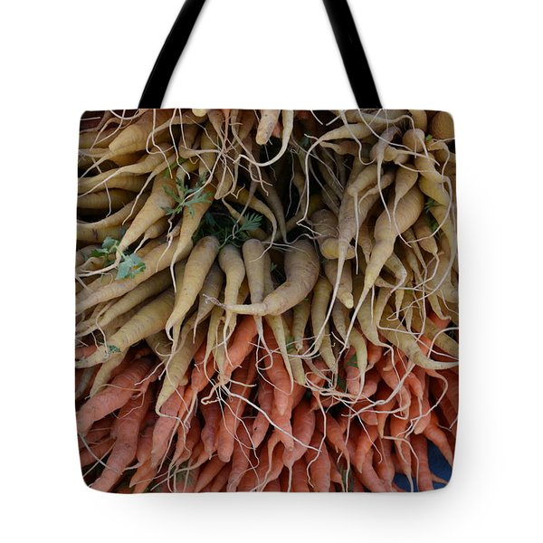 Carrots And Turnips Tote Bag