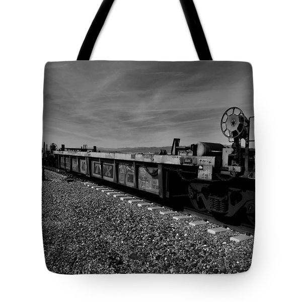 Cars Waiting To Go Tote Bag