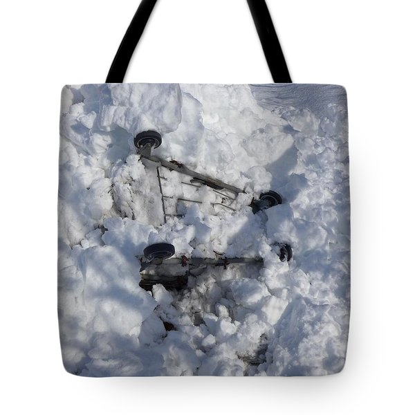 Cart Art No. 26 Tote Bag