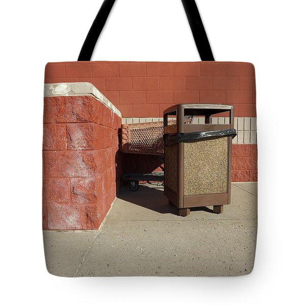 Cart Art No. 27 Tote Bag